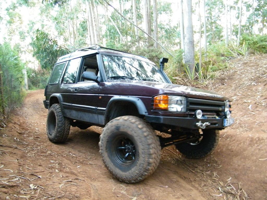 Land Rover Discovery 3.9 1994 photo - 8