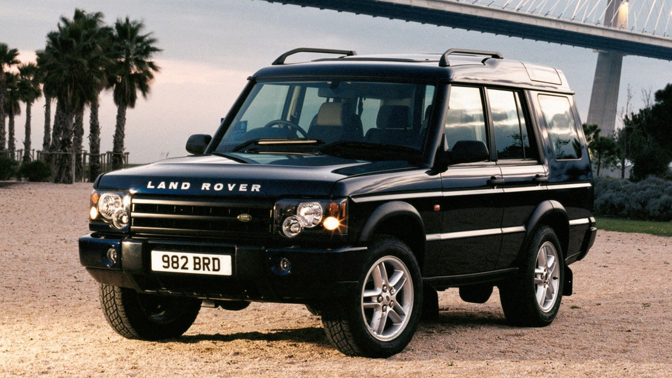 Land Rover Discovery 3.9 1994 photo - 9
