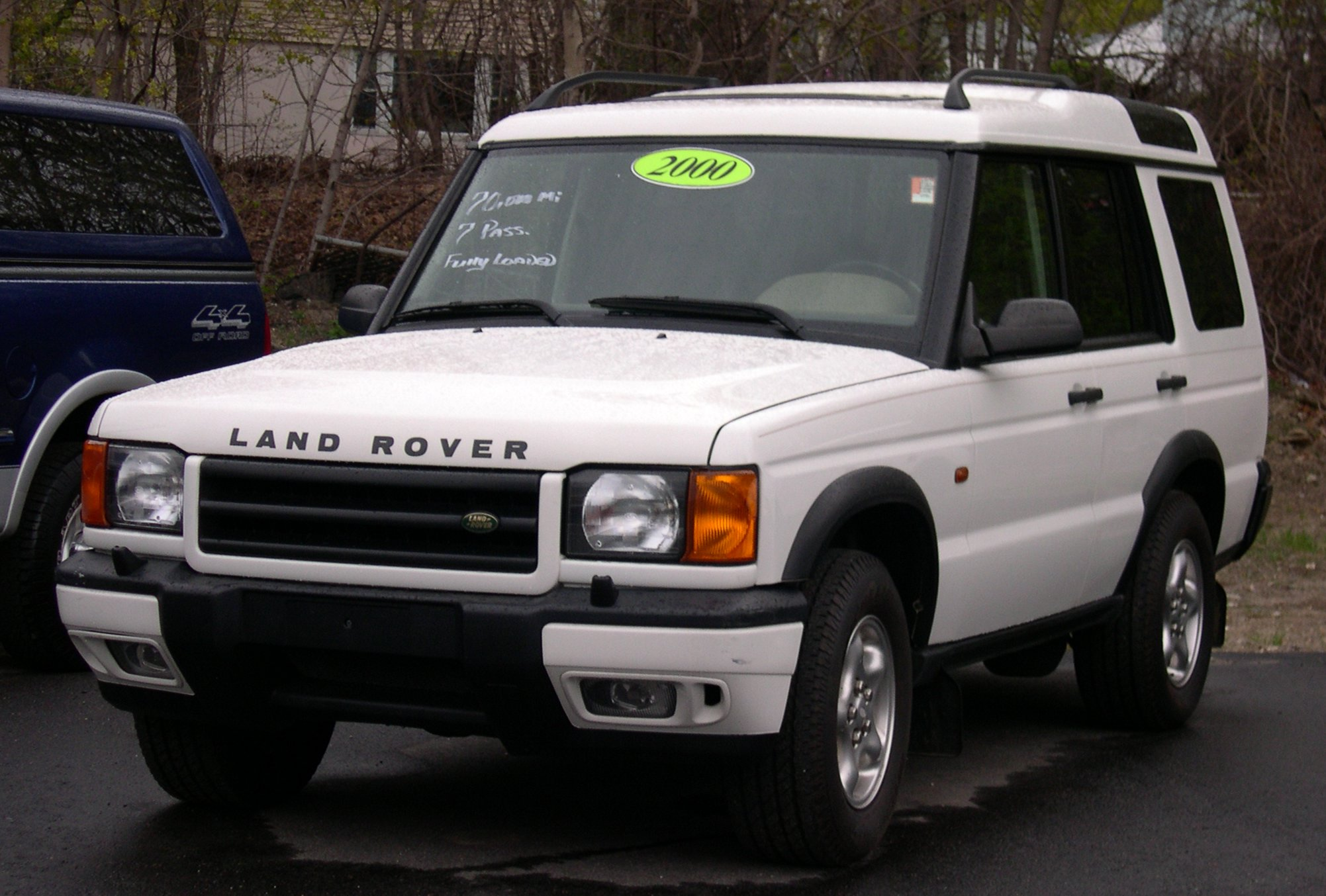 Land Rover Discovery 4.0 2000 photo - 1