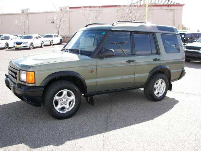 Land Rover Discovery 4.0 2000 photo - 11