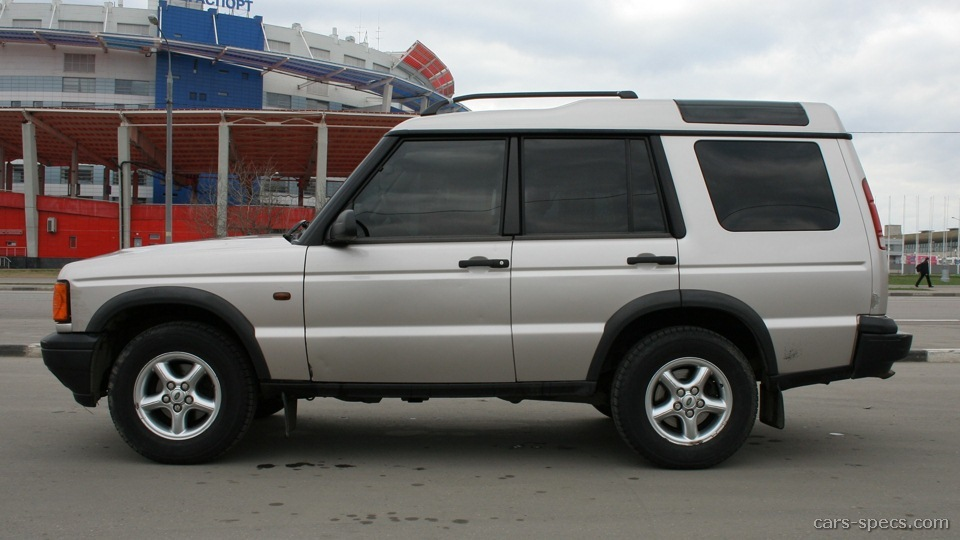 Land Rover Discovery 4.0 2000 photo - 12