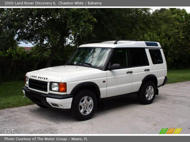 Land Rover Discovery 4.0 2000 photo - 3