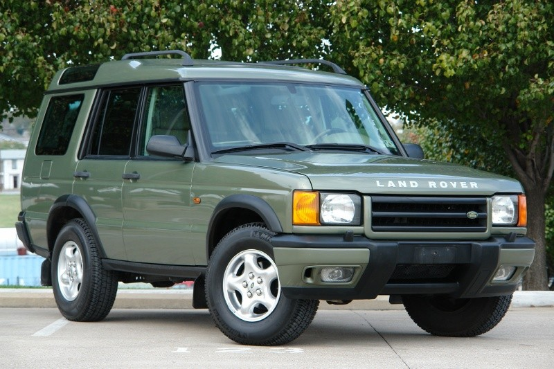 Land Rover Discovery 4.0 2000 photo - 5