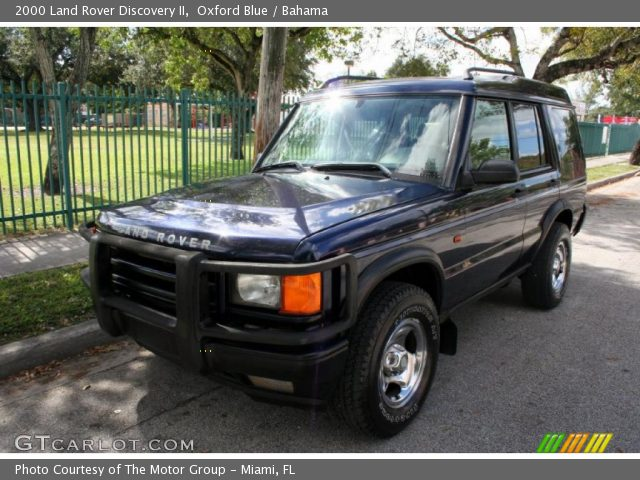 Land Rover Discovery 4.0 2000 photo - 7