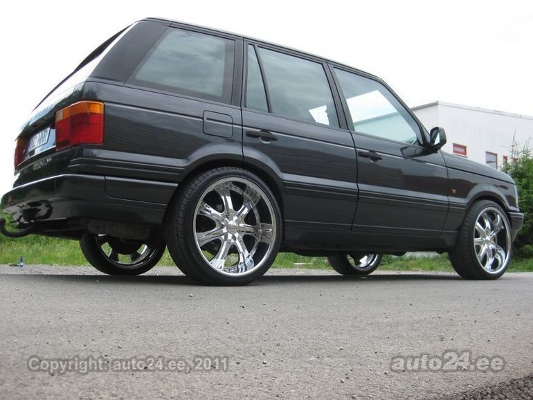 Land Rover Range Rover 2.5 1997 photo - 1