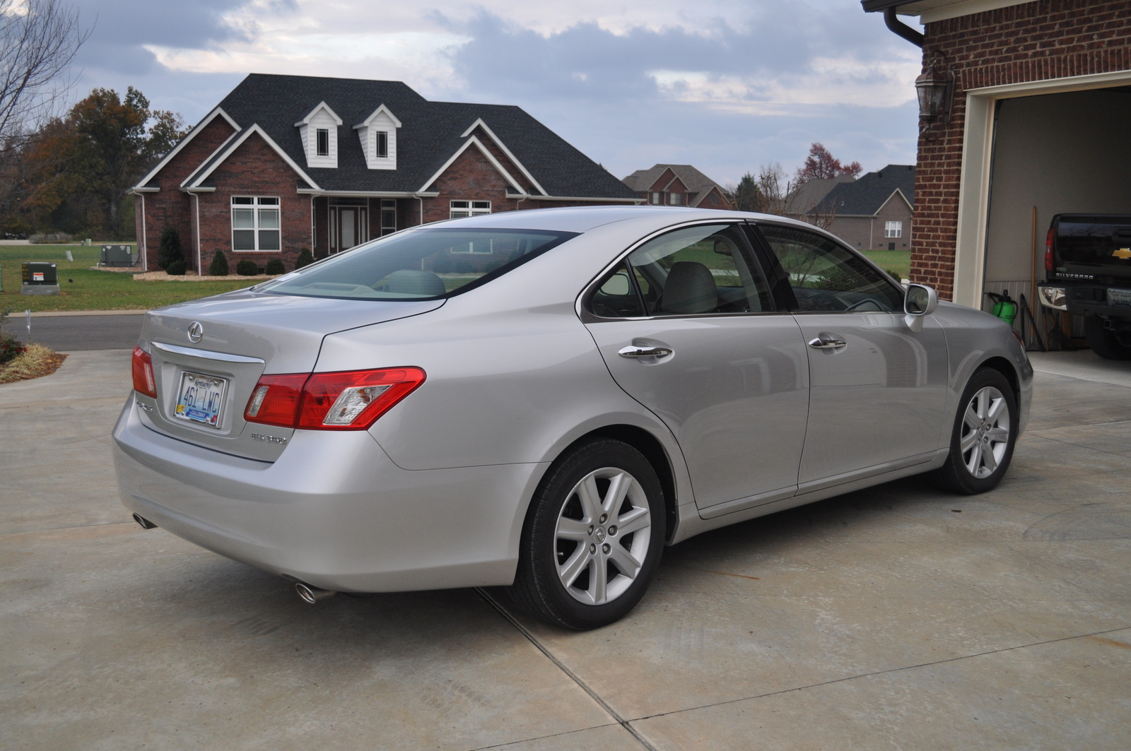 lexus es 350 2008 technical specifications interior and exterior photo. Black Bedroom Furniture Sets. Home Design Ideas