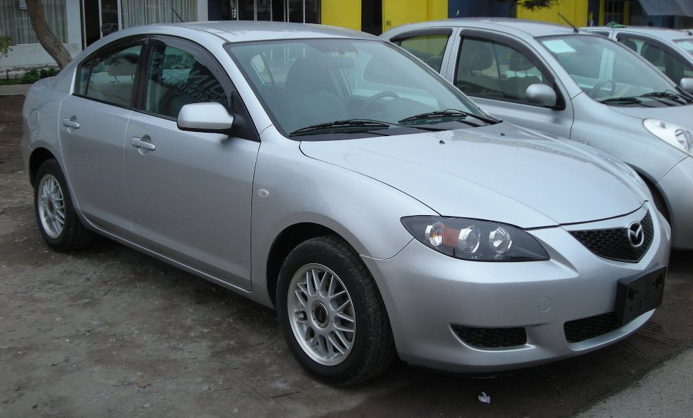 mazda 3 2 3 2004 technical specifications interior and exterior photo. Black Bedroom Furniture Sets. Home Design Ideas