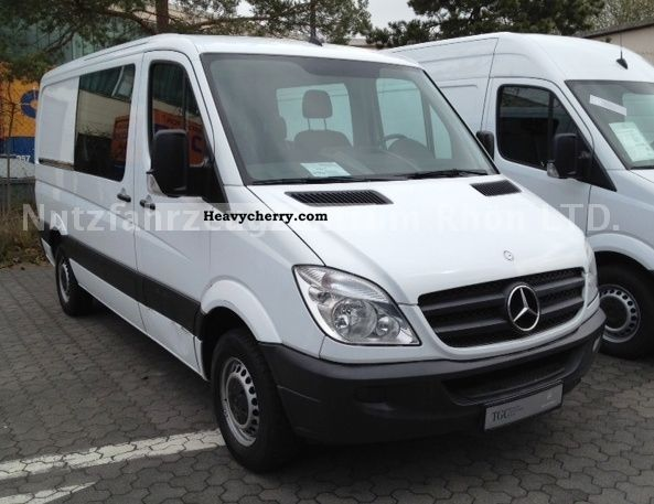 Mercedes-Benz Sprinter 209 2008 photo - 1