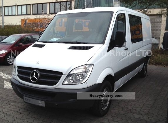 Mercedes-Benz Sprinter 209 2008 photo - 12