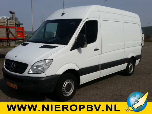 Mercedes-Benz Sprinter 209 2008 photo - 3