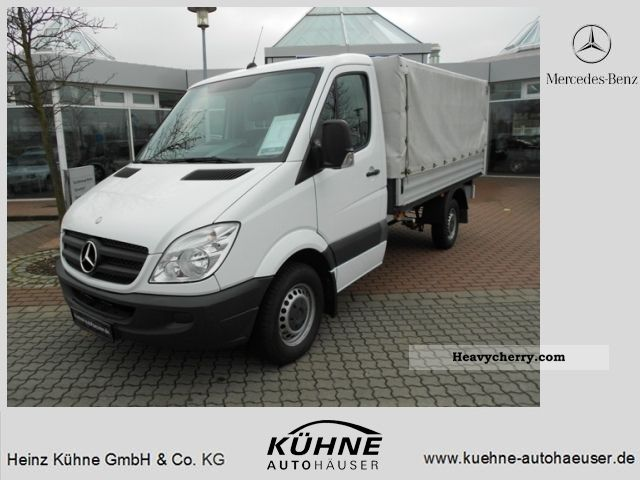 Mercedes-Benz Sprinter 209 2008 photo - 5
