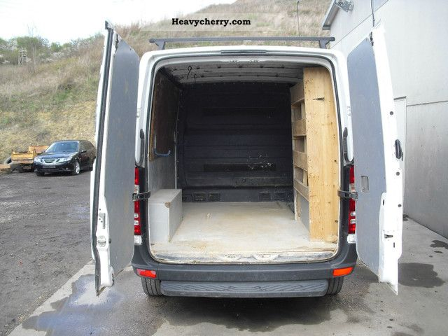 Mercedes-Benz Sprinter 209 2008 photo - 8