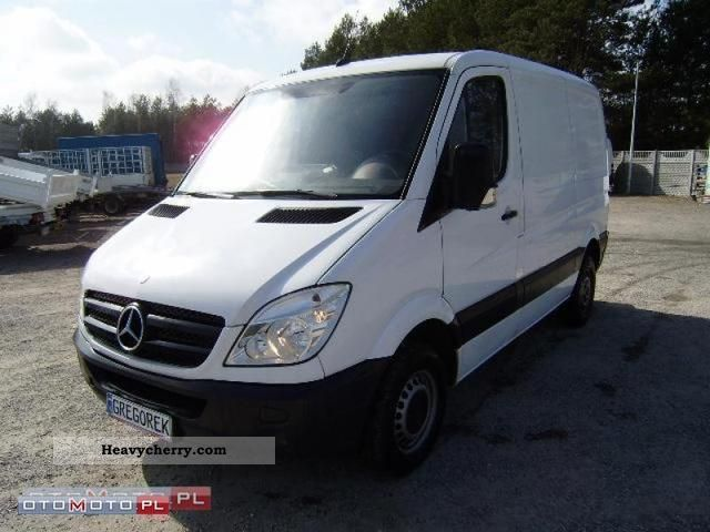 Mercedes-Benz Sprinter 209 2008 photo - 9