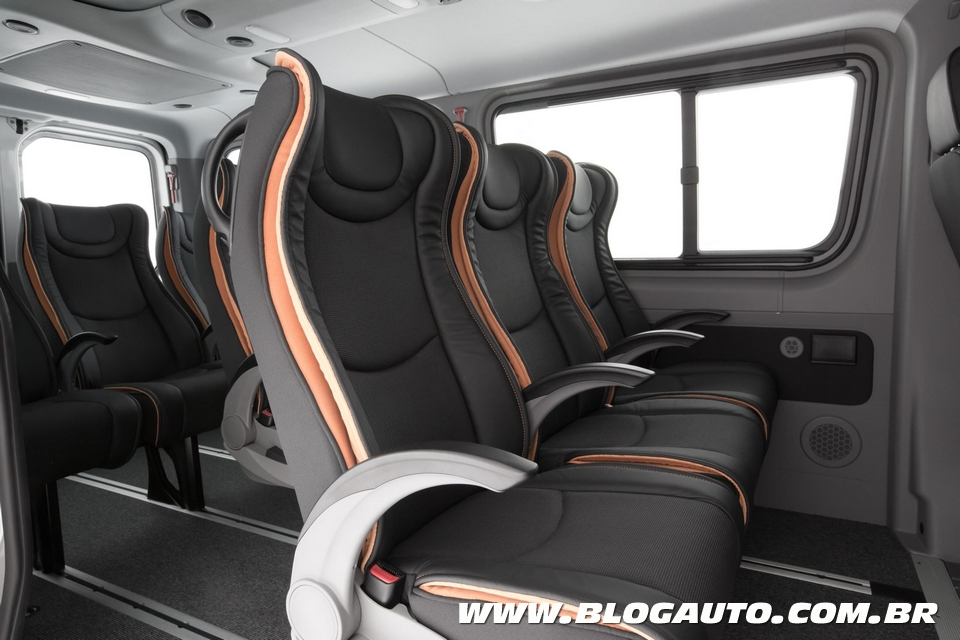 Mercedes-Benz Sprinter 415 2011 – Technical specifications