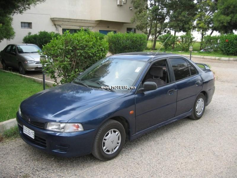 Mitsubishi Lancer 1 5 1997 Technical Specifications