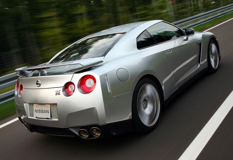 nissan gt r 3 8 2008 technical specifications interior and exterior photo. Black Bedroom Furniture Sets. Home Design Ideas