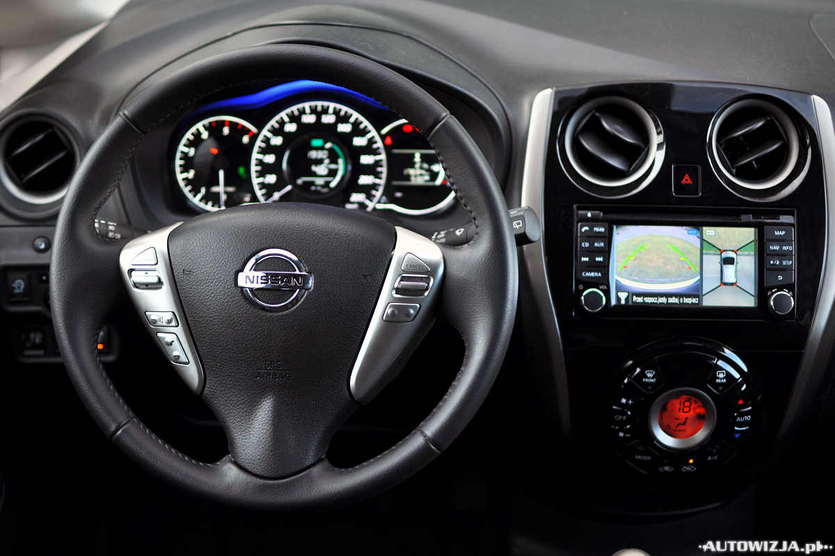 Nissan Note 1.5 2014 photo - 11
