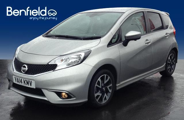 Nissan Note 1.5 2014 photo - 4