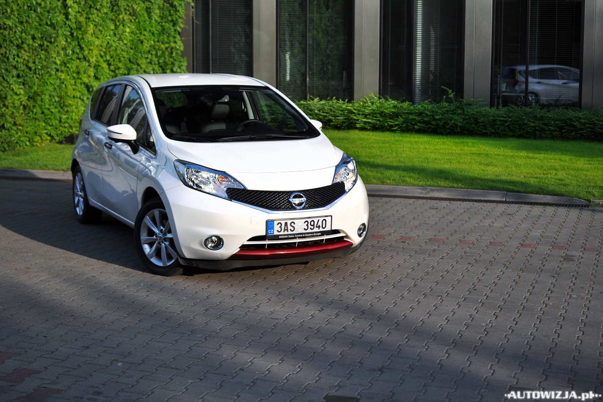 Nissan Note 1.5 2014 photo - 7