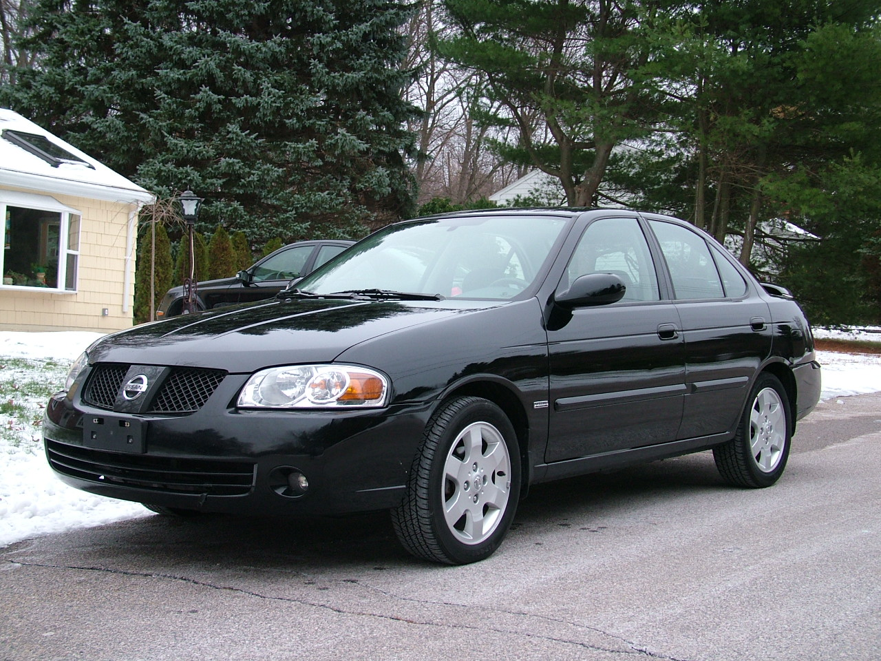 All Types 2004 sentra : Nissan Sentra 2.0 2004 Technical specifications | Interior and ...