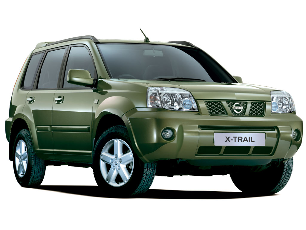 nissan x trail 2 5 2005 technical specifications interior and exterior photo. Black Bedroom Furniture Sets. Home Design Ideas