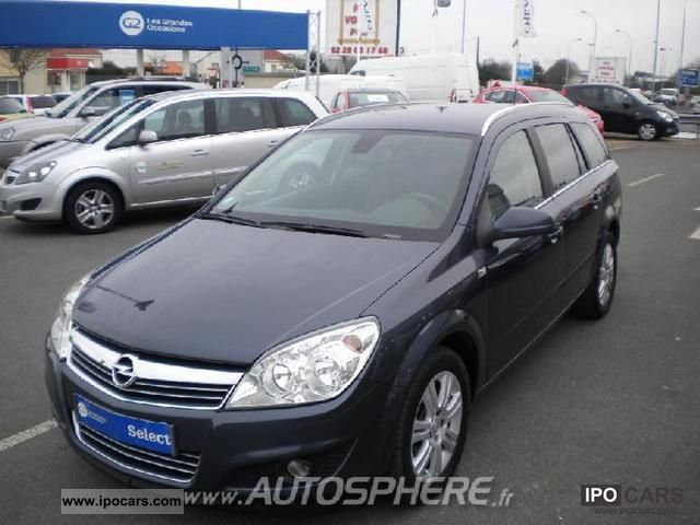 Opel Astra 1.7 2009 photo - 6