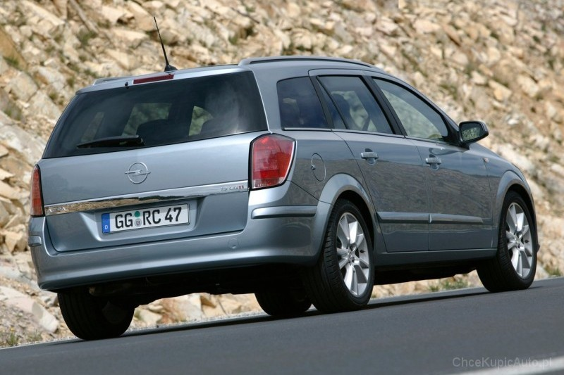 Opel Astra 1 9 2009 Technical Specifications Interior And