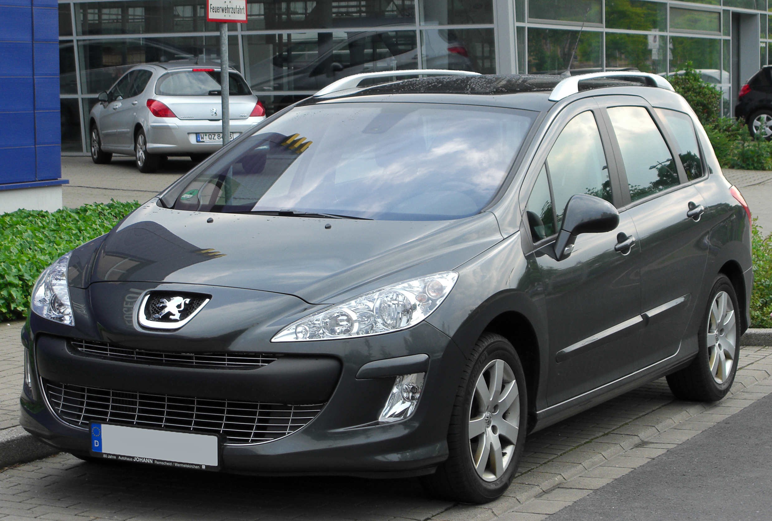 peugeot 308 2 0 2010 technical specifications interior and exterior photo. Black Bedroom Furniture Sets. Home Design Ideas