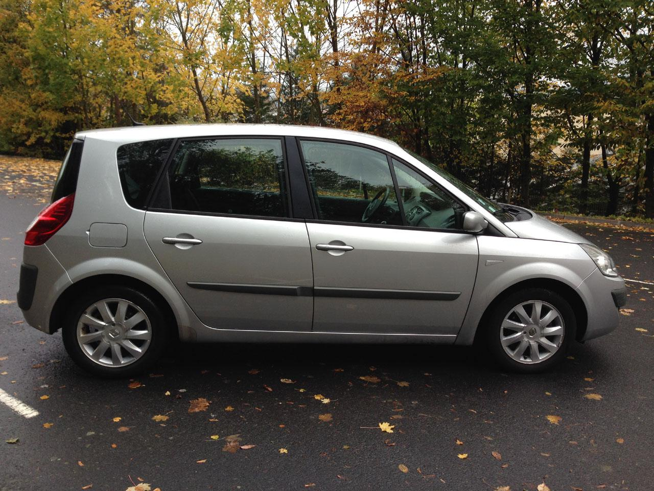 Renault Scenic 1 5 2008 Technical Specifications