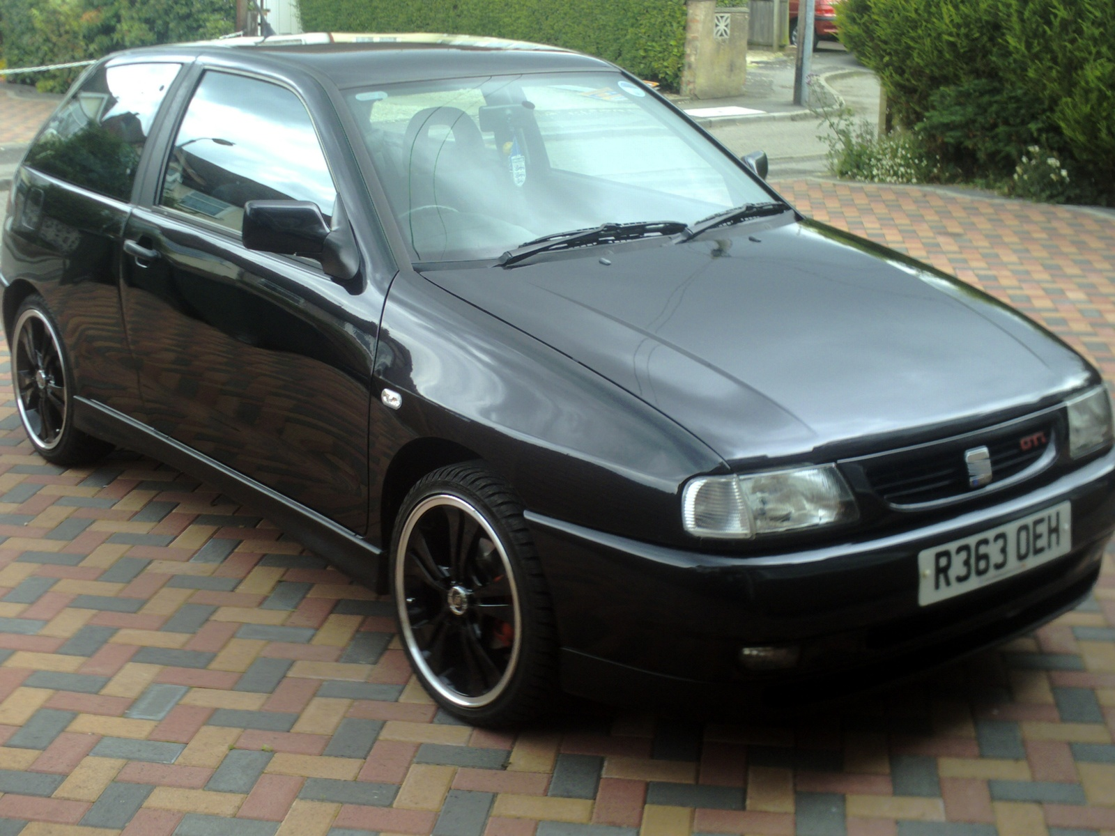 seat ibiza 1 9 1998 technical specifications interior and exterior photo. Black Bedroom Furniture Sets. Home Design Ideas