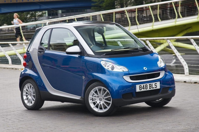 Smart Fortwo 0.6 2000 photo - 1