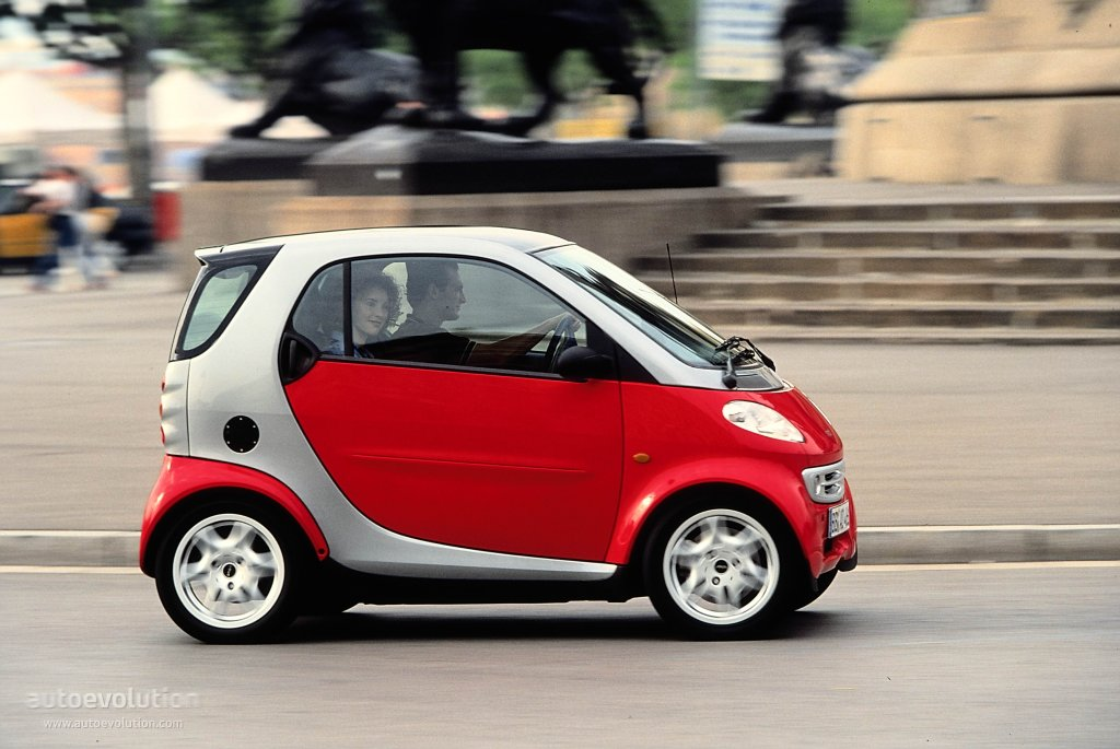 Smart Fortwo 0.6 2000 photo - 10