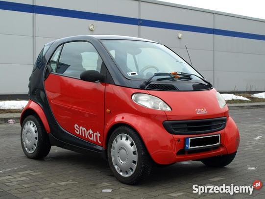 Smart Fortwo 0.6 2000 photo - 2