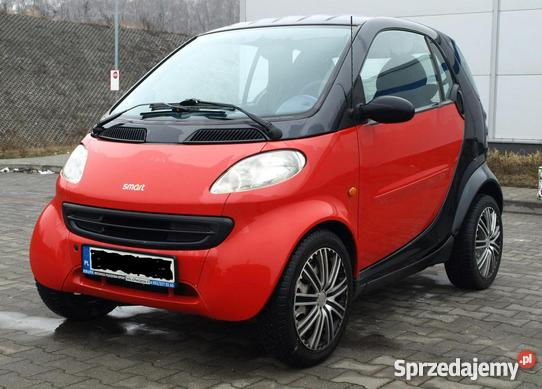Smart Fortwo 0.6 2000 photo - 3