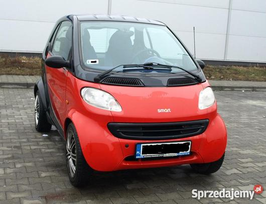 Smart Fortwo 0.6 2000 photo - 6