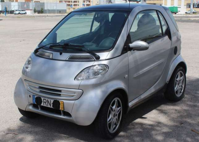 Smart Fortwo 0.6 2001 photo - 10