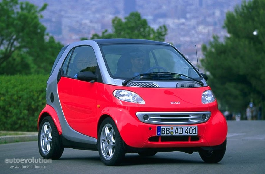 Smart Fortwo 0.6 2001 photo - 11