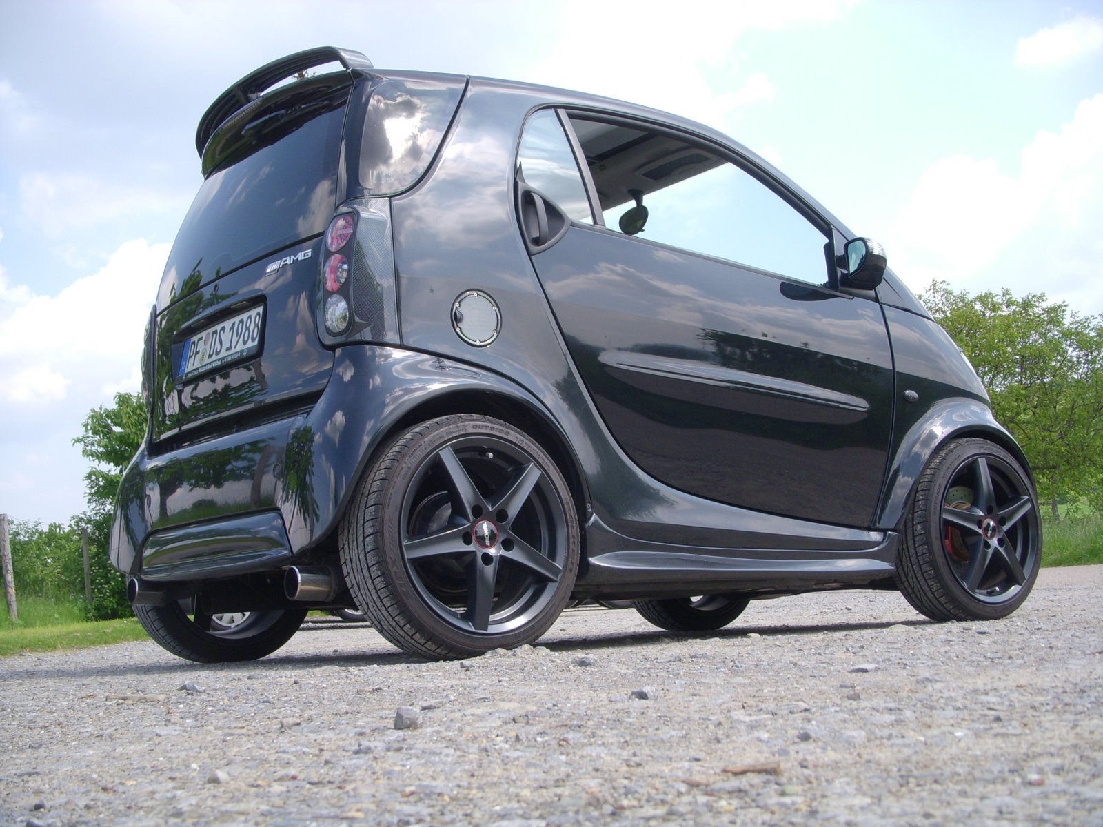 Smart Fortwo 0.6 2001 photo - 12