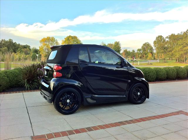 Smart Fortwo 0.6 2005 photo - 2