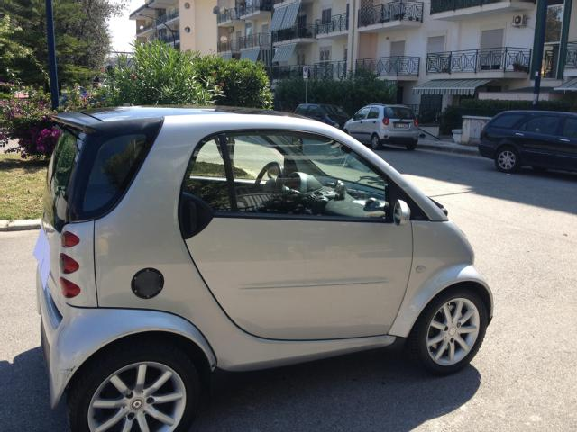 Smart Fortwo 0.6 2005 photo - 9
