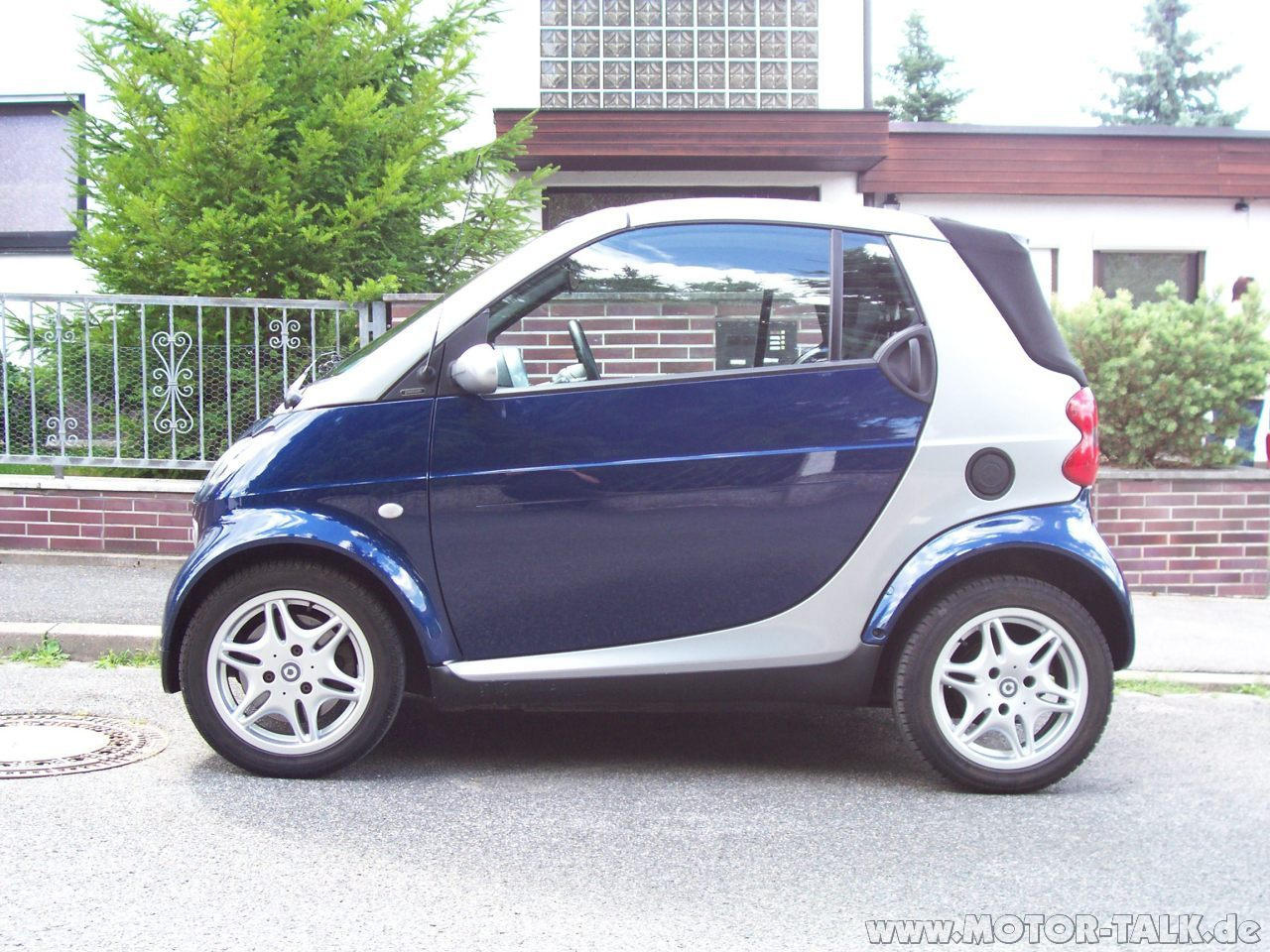 Smart Fortwo 0.7 2003 photo - 11