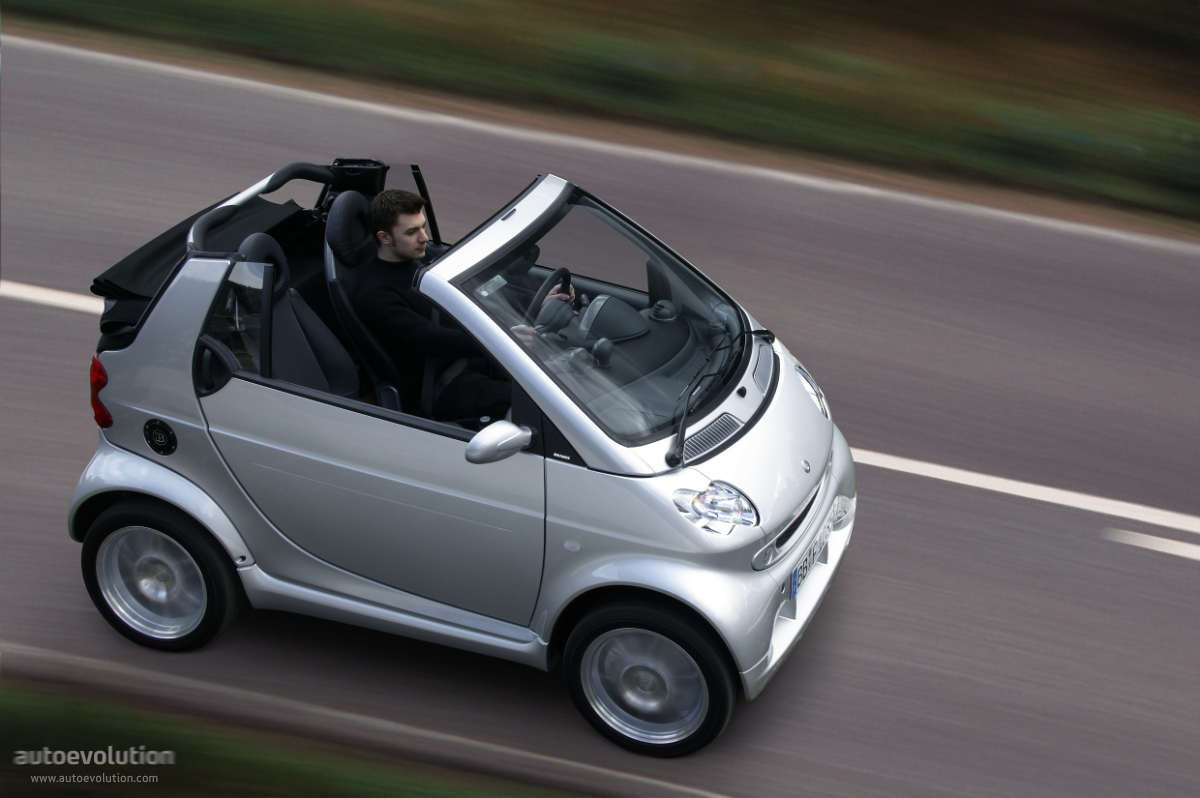 Smart Fortwo 0.7 2003 photo - 9