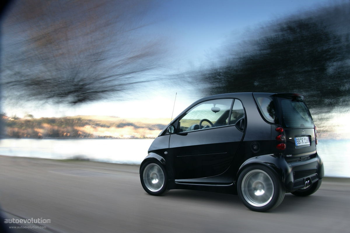 Smart Fortwo 0.7 2005 photo - 4