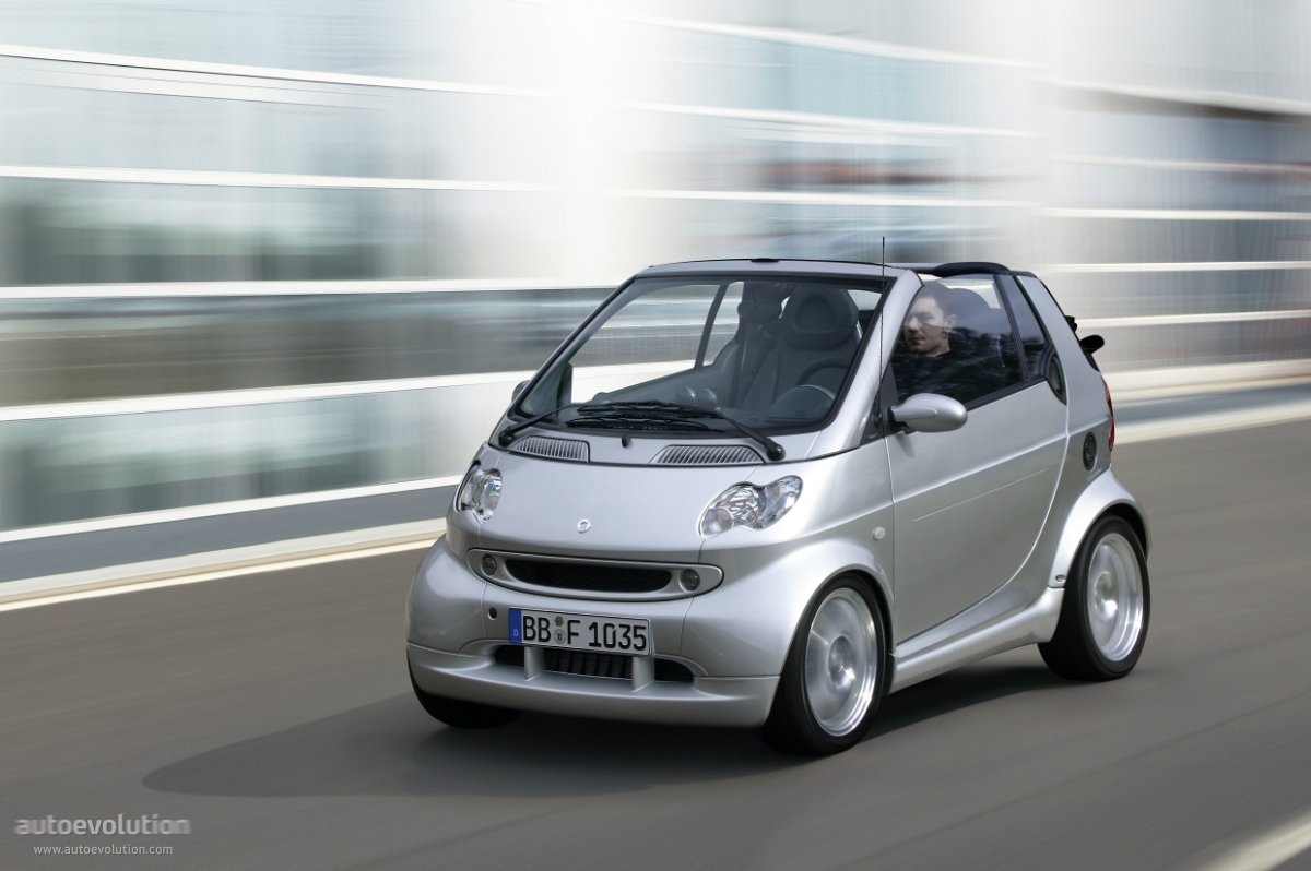 Smart Fortwo 0.7 2005 photo - 5