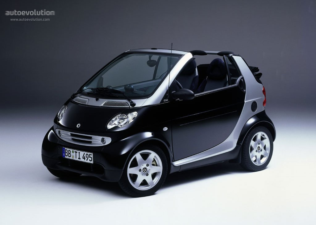 Smart Fortwo 0.7 2005 photo - 8