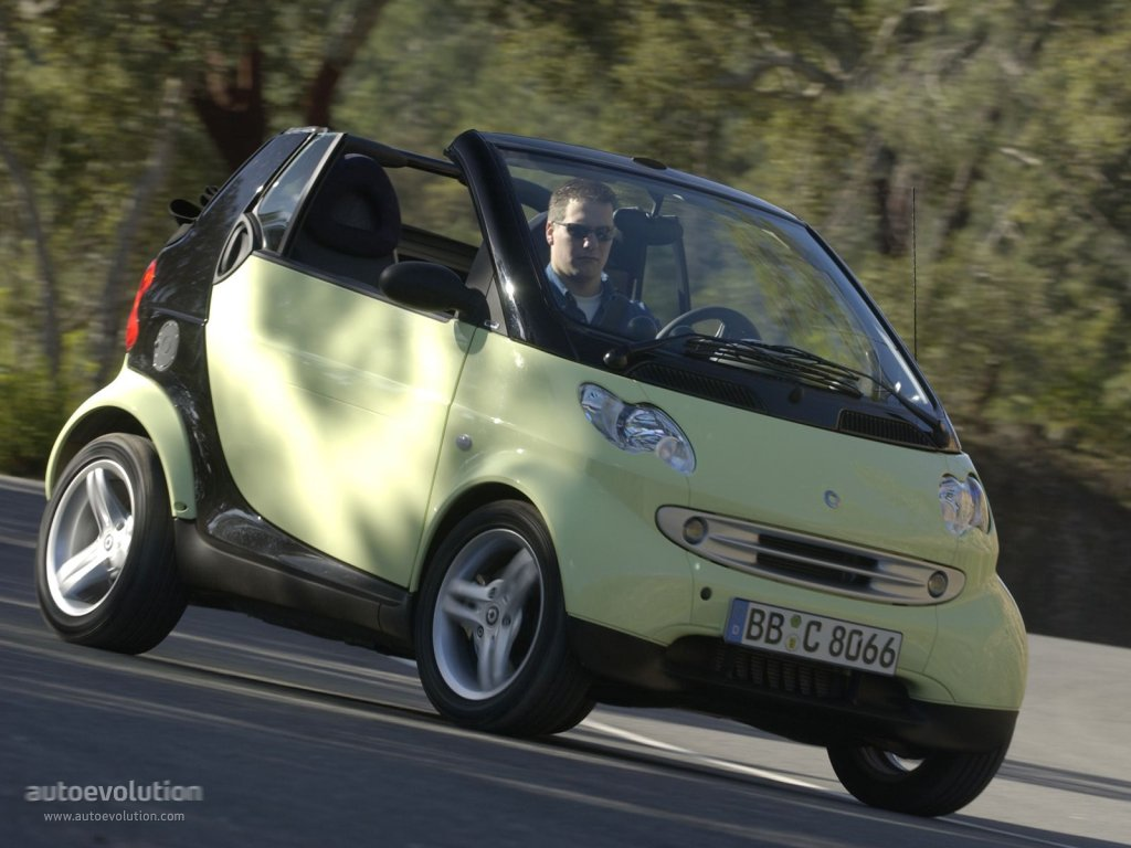 Smart Fortwo 0.7 2005 photo - 9