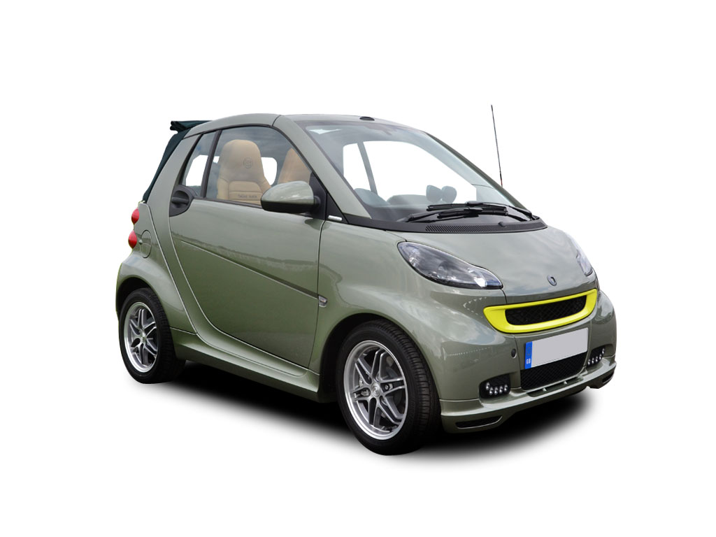 Smart Fortwo 0.8 2010 photo - 1