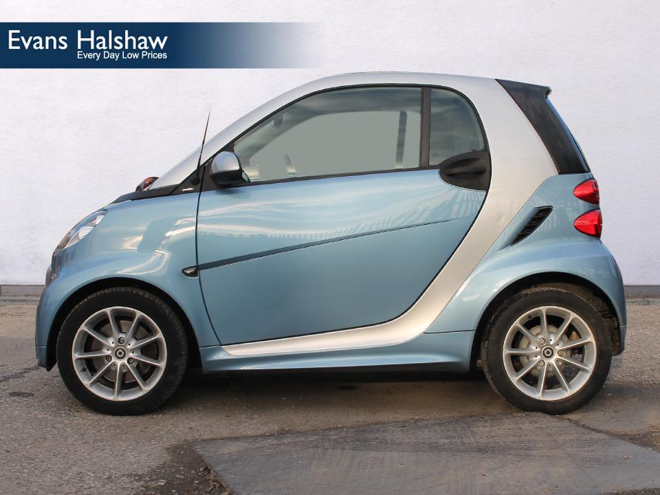 Smart Fortwo 0.8 2010 photo - 12