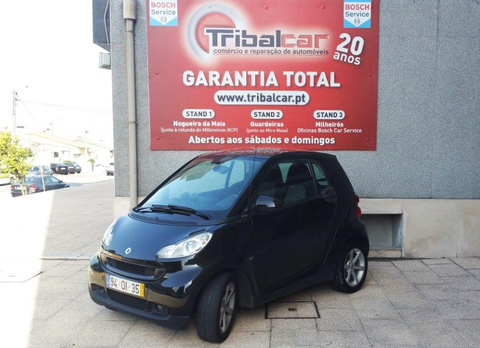 Smart Fortwo 0.8 2010 photo - 3