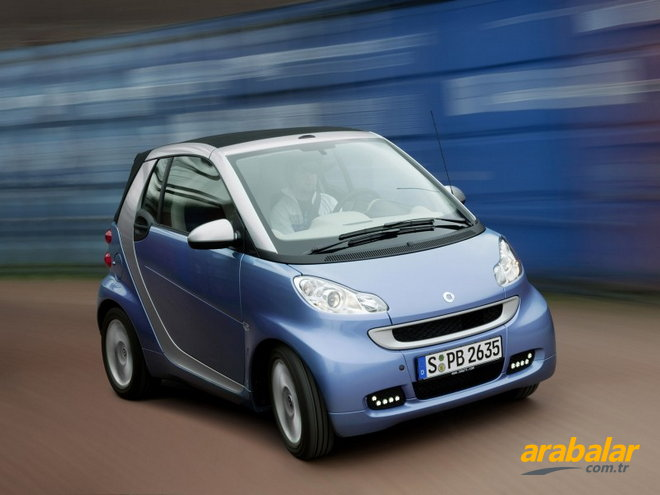 Smart Fortwo 1.0 2008 photo - 11